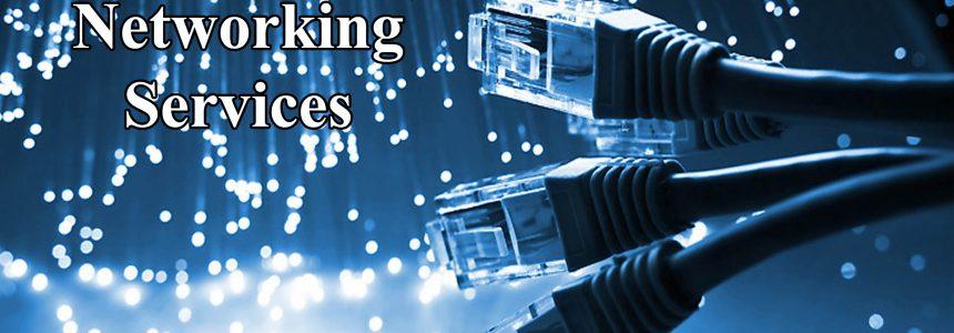 خدمات راه اندازی شبکه در شهرک صنعتی شمس آباد